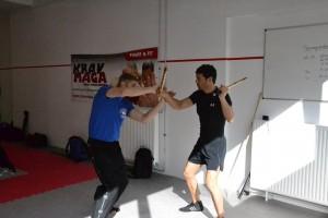Stickfighting 10