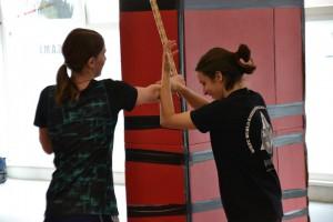 Stickfighting 19