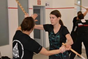 Stickfighting 21