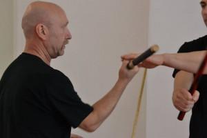 Stickfighting 25