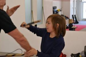 Stickfighting 40